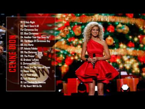Celine Dion Christmas songs - Celine Dion Greatest Hits
