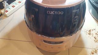Cuckoo Electric Pressure Cooke…