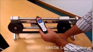 Optibelt TT Optical - Demonstração(Demonstração de medição de tensão de correias, com o dispositivo Optibelt TT Optical., 2014-07-29T14:13:49.000Z)