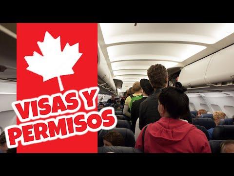 🍁 📋 ¿Viajas A Canadá? Visas Y Permisos 2018-2019