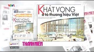 [SieuThiDuAn24h.com] Giấc mơ ô tô Việt và cuộc chơi 3,5 tỷ USD của VINFAST