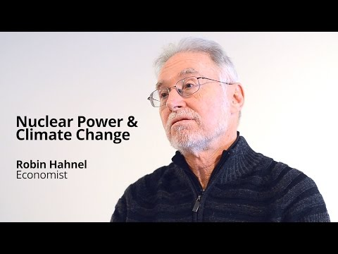 Robin Hahnel (2014): Nuclear Power & Climate Change