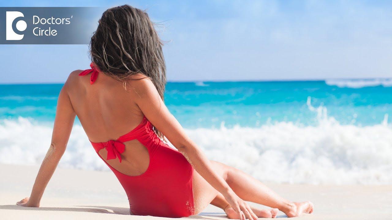 Beach skin care tips - Dr. Rasya Dixit