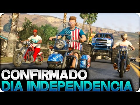 GTA 5 ONLINE 1.26/1.28 - DLC DEL DÍA DE LA INDEPENDENCIA ¡CONFIRMADO! VUELVE GTA V ONLINE 1.26/1.28