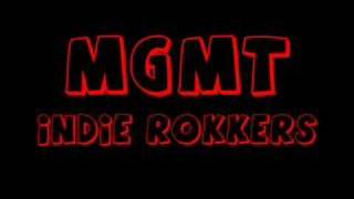 Watch Mgmt Indie Rokkers video