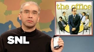 Weekend Update iPhone Special - Saturday Night Live