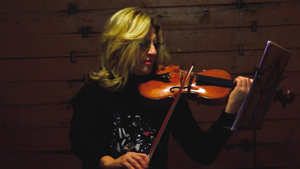 Il Violino Della Shoah A Copertino