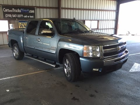 2011 chevrolet silverado lt texas edition review youtube. Black Bedroom Furniture Sets. Home Design Ideas
