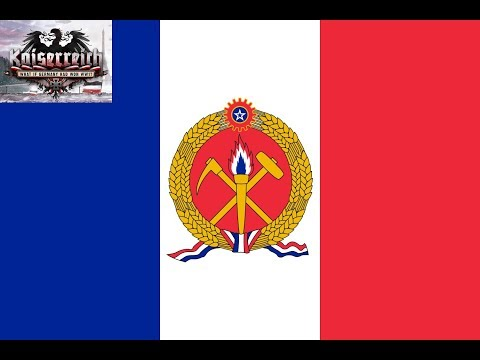 HOI IV-KaiserReich: the Commune of France