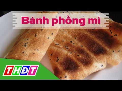 THDT – Bánh phồng mì – Đặc sản miền sông nước