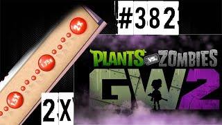 """#382  MNOŻNIK """"2X"""" BYŁ POTRZEBNY :D  Plants vs Zombies Garden Warfare 2"""