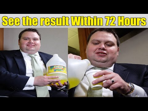 I drank it for 3 days And you will see the result Within 72 Hours | The Truth