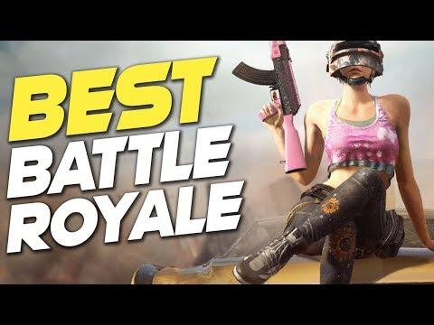 Top 10 Battle Royale Games For Android And IOS 2019