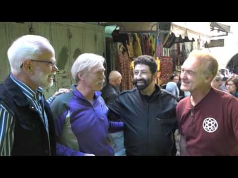 Was the Jewish Temple located in the City of David? Jonathan Cahn and Jim Bakker on site.