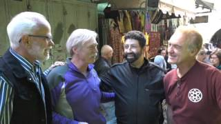 Was the Jewish Temple located in the City of David?You decide. Jonathan Cahn and Jim Bakker. thumbnail