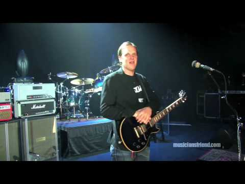 Joe Bonamassa Gear Interview Part 1 of 3