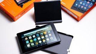 Amazon Fire HD 8 mit Show Modus Ladedock: Unboxing & Kurztest | Deutsch