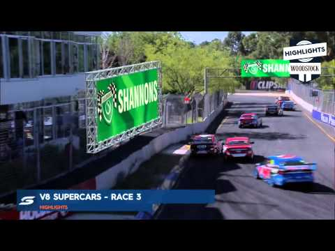 Woodstock Highlights - Clipsal 500 Race 3