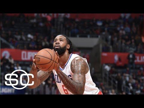DeAndre Jordan's market value low approaching NBA trade deadline | SportsCenter | ESPN