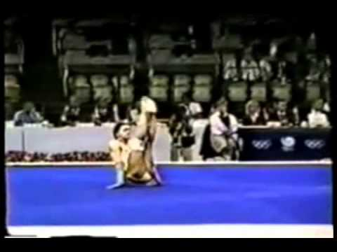Vladimir Novikov - FX (Olympic Games 1988)