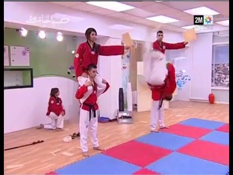 Martial Art - Taekwondo | Amazing Show in 2M TV - Ittihad Tanger Andalus