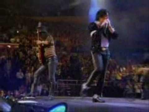 Michael Jackson ultimo concierto/last concert