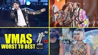 Baixar MTV VMAs 2018 | Performances Ranked WORST to BEST