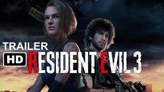 Resident evil 3 remake Nemesis trailer (2020) hd