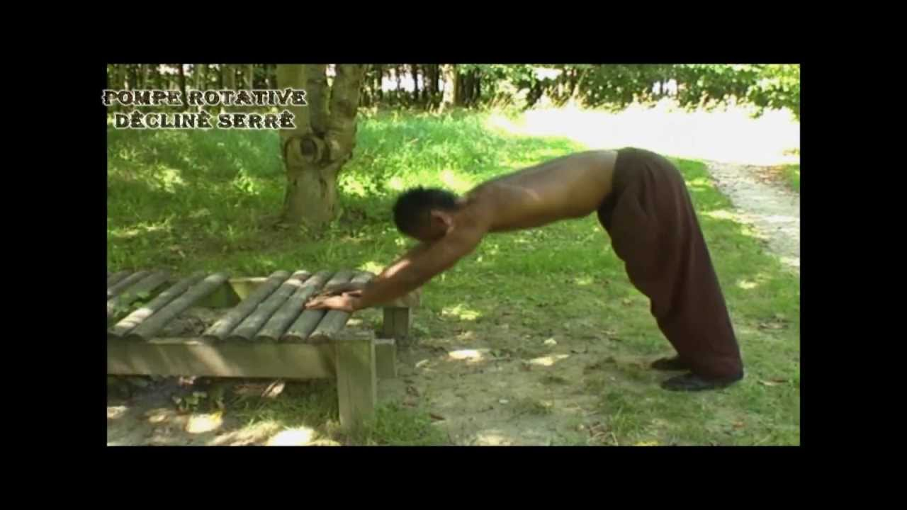 Epaules 2 - Exercice de musculation poids de corps ...
