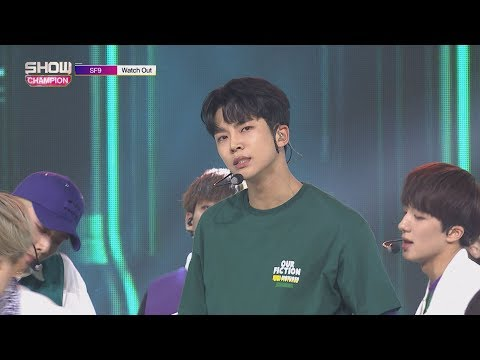 Show Champion EP.230 SF9 - Watch Out