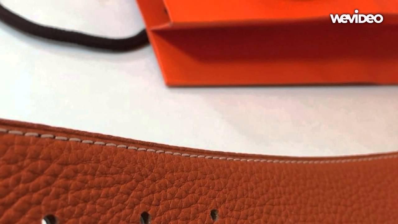 hermes h belt ebay