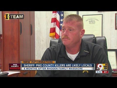 I-Team: Sheriff says Pike County killers...