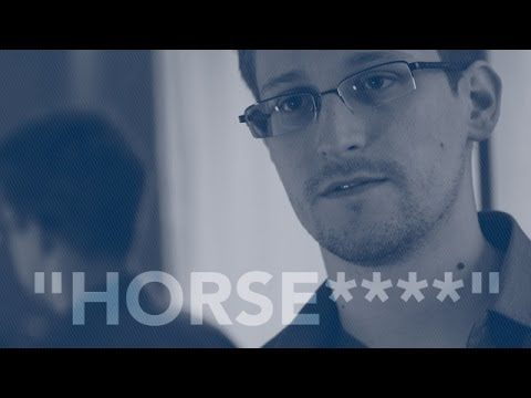 Edward Snowden Calls BS On The FBI's iPhone Case - Newsy