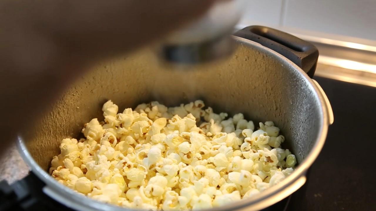 Cómo hacer Palomitas de Maíz caseras | Receta sana
