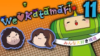 We Love Katamari: Dear Diary - PART 11 - Game Grumps