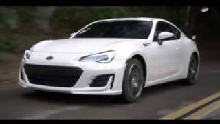 видео Купе Subaru BRZ получила версию STI