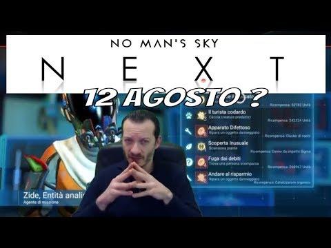 NO MAN'S SKY NEXT - USCITA IL 12 AGOSTO ? - PARLIAMO DI QUELLO CHE SARA' + NOVITA' DEL CANALE