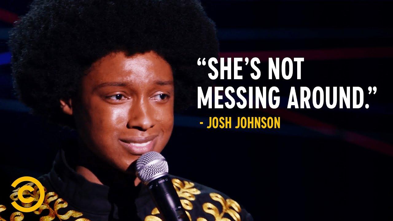When Your Boy's Grandma Hits on You - Trevor Noah Presents: Josh Johnson #(Hashtag)