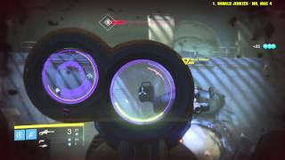 ARC Burn + Specialist + Queenbreakers Bow = DEAD DEVIL WALKER TANK | Destiny | (1080p)[HD]