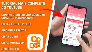 APRENDA A USAR O KWAI DE FORMA COMPLETA ( TUTORIAL MEGA DETALHADO PARA INICIANTES 2021 ) screenshot 3