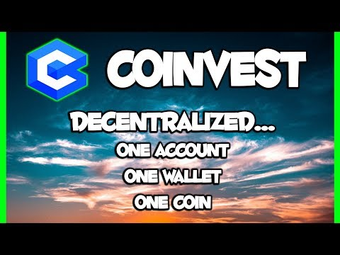 Coinvest - Decentralized Exchange & Crypto Index Funds
