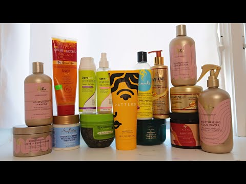 NATURAL HAIR PRODUCTS MY HAIR LOVES!! 2020
