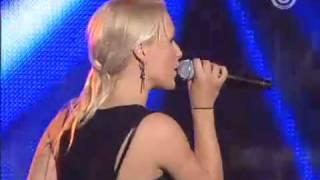 Arno Suislep & Lenna Kuurmaa - Saatus naerdes homse toob @ Eesti Otsib Superstaari 8 finaalsaade
