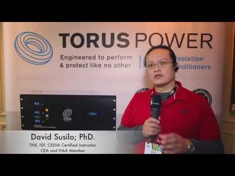 Toroidal Power Isolation Transformers from Torus Power Review