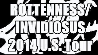 INVIDIOSUS U.S TOUR - Pt. 6 - SHREVEPORT, LOUISIANA