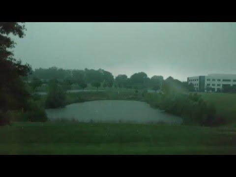 2016-05-11 Hail bombing St Charles, Missouri