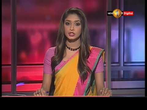 News 1st: Prime Time Sinhala News - 7 PM   (19-04-2018)