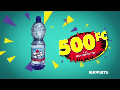 LE WEEKEND  DE FOLIE A SHOPRITE KINSHASA DU 16 au 18 FEVRIER2018(HD)