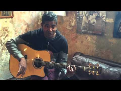 Loukmaan Adams sings for the Friday Files