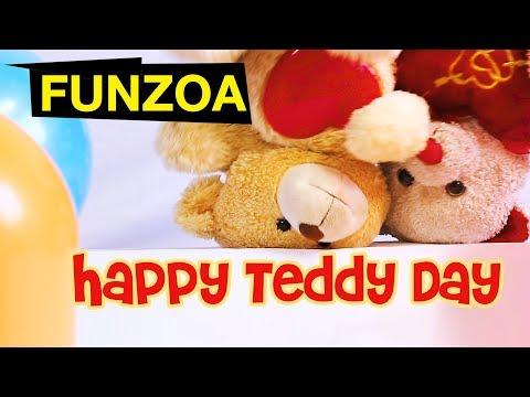 Happy Teddy Day Whatsapp Status Video, Whatsapp Teddy Video Status, Funzoa Whatsapp Videos Latest #1